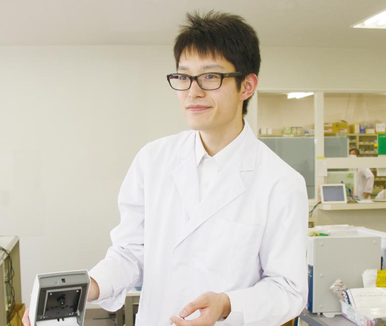 平成26年入社山﨑 裕己